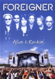 Foreigner - Alive And Rockin