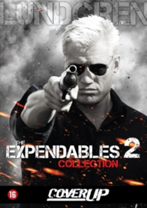 Cover Up (The Expendables Collection)