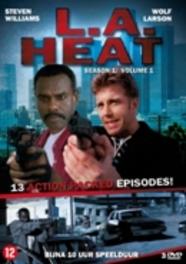 LA Heat - Seizoen 1 Deel 1 (3DVD)