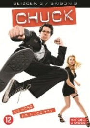 Chuck - Seizoen 3, (DVD) PAL REGION2-BILINGUAL TV SERIES, DVDNL