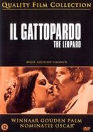 Il gattopardo, (DVD) PAL/REGION 2 *QUALITY FILM COLLECTION* FT. B. LANCASTER Tomasi di Lampedusa, Giuseppe, DVDNL