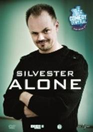 Silvester - Alone, (DVD) NA 12 JAAR 'ARIE EN SILVESTER' IS NU EINDELIJK ALONE SILVERSTER, DVDNL