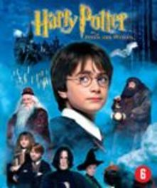 Harry Potter 1 - De steen der wijzen, (Blu-Ray) BILINGUAL // *AND THE PHILOSOPHER'S STONE* MOVIE, BLURAY
