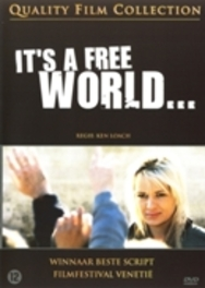 It's a free world, (DVD) PAL/REGION 2 MOVIE, DVDNL