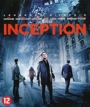 Inception, (Blu-Ray)