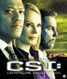 Crime Scene Investigation - Seizoen 9 (Blu-ray)