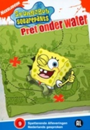 SpongeBob SquarePants - Pret Onder Water