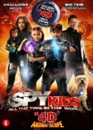 SPY KIDS 4 3-D