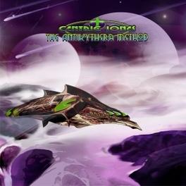 ANTIKYTHERA METHOD *CHRIS FOURNIER & TOBE LONDON CENTRIC JONES, CD
