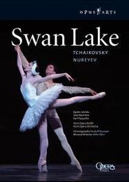 SWAN LAKE, TCHAIKOVSKY, PAHN/NUREYEV NTSC/ALL REGIONS // W/PARIS OPERA BALLET & ORCHESTRA DVD, P.I. TCHAIKOVSKY, DVD