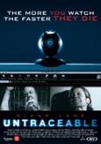 Untraceable, (DVD)