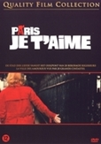 Paris je t'aime, (DVD)