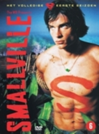 Smallville - Seizoen 1, (DVD) CAST: TOM WELLING, MICHAEL ROSENBAUM (DVD), TV SERIES, DVDNL
