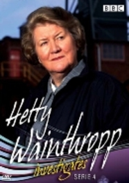 Hetty Wainthropp Investigates - Seizoen 4 (2DVD)