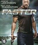 Faster, (Blu-Ray)