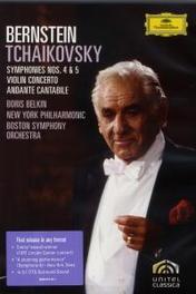 Symphony No.4 & 5/Violin