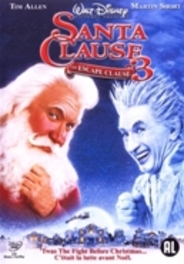Santa Clause 3, (DVD) BILINGUAL /CAST: TIM ALLEN (DVD), MOVIE, DVDNL