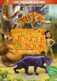 The Jungle Book Verzamelbox (4 dvd)