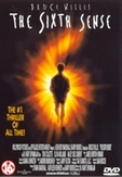 Sixth sense, (DVD) CAST: BRUCE WILLIS & HALEY JOEL OSMENT