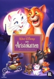 Aristokatten, (DVD) PAL/REGION 2 (DVD), ANIMATION, DVD
