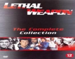 Lethal weapon 1-4, (DVD) MOVIE, DVDNL