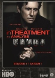 In treatment - Seizoen 1 , (DVD) PAL/REGION 2-BILINGUAL // W/ GABRIEL BYRNE TV SERIES, DVDNL