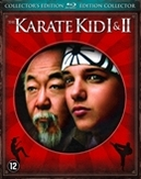 Karate kid 1&2, (Blu-Ray)