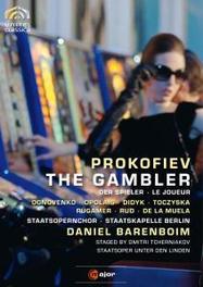 Sergei Prokofiev - The Gambler (Berlijn, 2009)