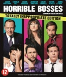 Horrible bosses, (Blu-Ray) W/ JASON BATEMAN, CHARLIE DAY & JENNIFER ANISTON MOVIE, Blu-Ray