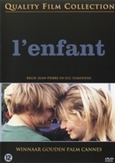 L'enfant, (DVD) PAL/REGION 2 // *QUALITY FILM COLLECTION*