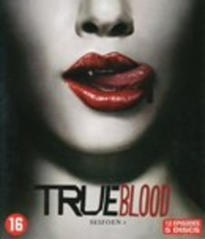True blood - Seizoen 1, (Blu-Ray) W/ANNA PAQUIN TV SERIES, Blu-Ray