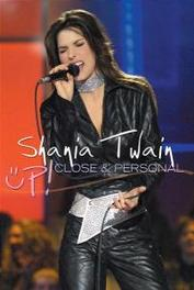 Shania Twain - Up Close & Personal