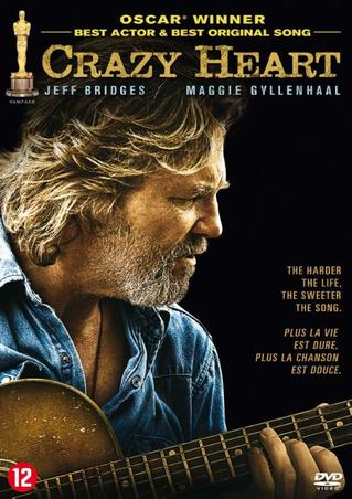 Crazy heart, (DVD) BILINGUAL /CAST: JEFF BRIDGES, COLIN FARRELL