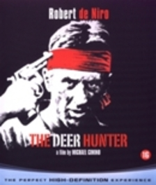 Deer hunter, (Blu-Ray) BILINGUAL /CAST: ROBERT DE NIRO, CHRISTOPHER WALKEN MOVIE, BLURAY