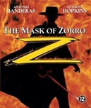 Mask of Zorro, (Blu-Ray)