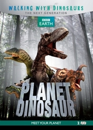 BBC Earth - Planet Dinosaur (2DVD)