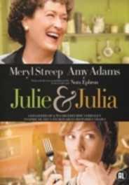 Julie and Julia, (DVD) BILINGUAL /CAST: MERYL STREEP Powell, Julie, DVDNL