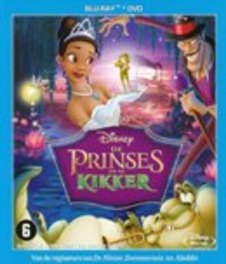 Prinses en de kikker (Princess & the frog), (Blu-Ray) COMBO PACK INCL. DVD ANIMATION, Blu-Ray