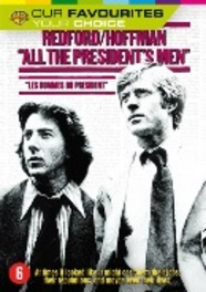 All the presidents men, (DVD) Woodward, Bob, DVDNL