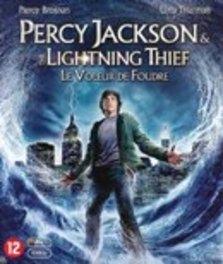 Percy Jackson & The Lightning Thief (Blu-ray)