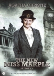 Miss Marple - Seizoen 4 (4DVD)