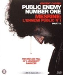Public Enemy Number One Deel 2 (Blu-ray)