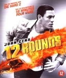 12 rounds, (Blu-Ray)