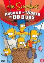 The Simpsons - Around The World In 80 D'ohs