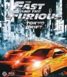 Fast and the furious - Tokyo drift, (Blu-Ray) .. TOKYO DRIFT / BILINGUAL /CAST: LUCAS BLACK MOVIE, BLURAY