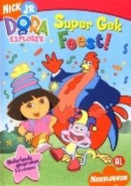 Dora - Super gek feest, (DVD) ..GEK FEEST // PAL/REGION 2 *NICKELODEON* ANIMATION, DVD