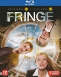 Fringe - Seizoen 3, (Blu-Ray) BILINGUAL // 22 EPISODES TV SERIES, BLURAY