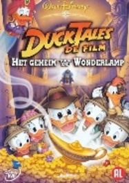 Ducktales-de film, (DVD) ..DE WONDERLAMP // PAL/REGION 2 (DVD), CARTOON, DVD