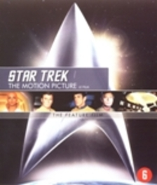 Star trek 1 - Motion picture, (Blu-Ray) BILINGUAL // *THE MOTION PICTURE* MOVIE, BLURAY