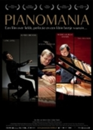 Pianomania, (DVD) PAL/REGION 2 // BY ROBERT CIBIS & LILIAN FRANCK DOCUMENTARY, DVD